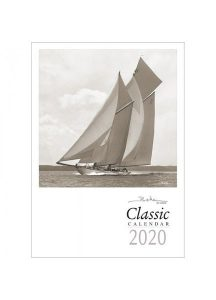Beken Classic Sailing Calendar 2020