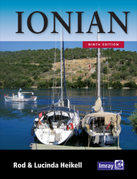 Ionian: Corfu, Levkas, Cephalonia, Zakinthos and the coast to Finakounda