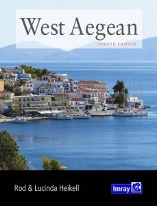 West Aegean: The Attic Coast, Eastern Peloponnese, Western Cyclades and Northern Sporades