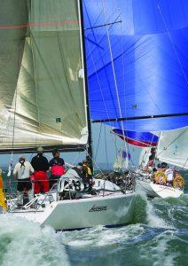 Beken Yachting Calendar 2021