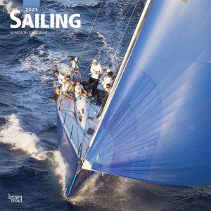 Sailing Calendar 2021 Square