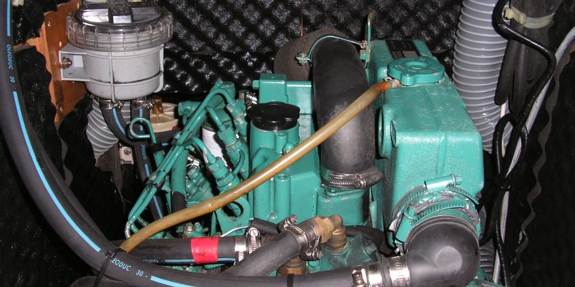 Marine Diesel Engines – The Combustion Process